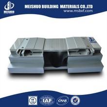 Aluminum concrete sealant for expansion joints for concrete floors