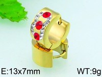 wholesale top design gold earrings 2013 new design