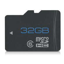 Mobile Phone 32GB TF Card Class 6 Micro SD Card Memory Card for Samsung Galaxy