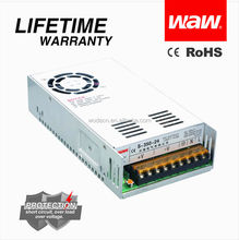 Factory outlet S-350-48 Switching Power Supply 350w 48v 7.3a