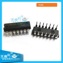 High quality ic 74LS08 price (IC Supply Chain)