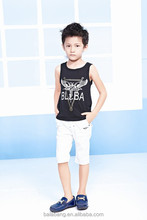 Fashion Summer Kids Waistcoat for boys Children Clothing China