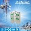Hot sell EverExceed Tubular OPzV solar battery 4000ah