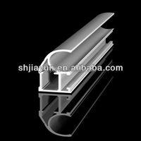 6063 T5 aluminum quarter round from Shanghai Jiayun