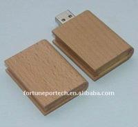 book shaped usb flash drive