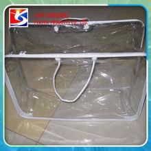 Women Silver Wire Tote Bag