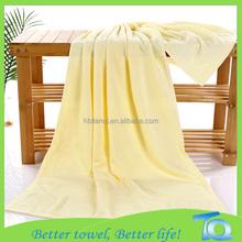 Wholesale Standard Size Bath Towel Bamboo For Women
