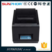 Good quality - 80 mm thermal printer with cutter , Dust and Oil proof