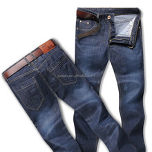 hot sale man jean new product denim jean button high quality popular jean