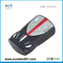 cobra radar detector car radar detector with LED display anti speed radar detector