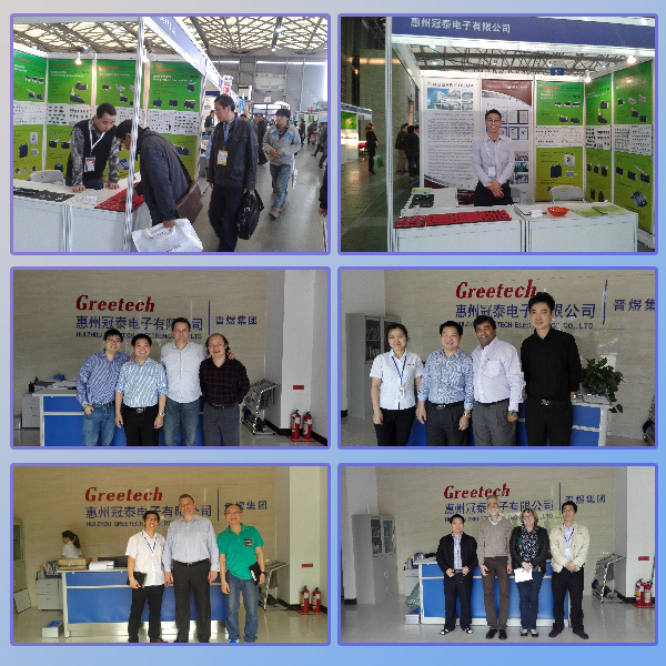 Exhibition and Customer Visiting