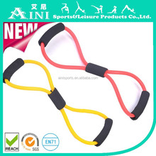 NEW ARRVIAL!!! OEM Fitness bands And Strength Resistance Soft chest expander