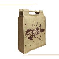 Lovely Jute Fancy Cheap jute Shopping Bag, Customize Jute Tote Bag, Wholesale Recycled Silk Screen Printing Jute Handbag
