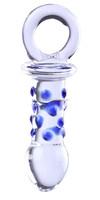 The glass male vibrating masturbator sex product for men gigi sex toy men