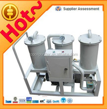 portable 3 stage of waste oil cleaning machine model JL 50