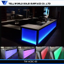 Night Club Bar Counter Deisgn, Interior Bar Counter Design , Night Club Interior Design