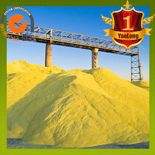supplier sulfur 90% Agricultural granule sulphur