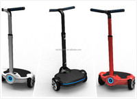 electric wheel self balancing scooter,2 wheel balance board,6.7inch self balancing electric scooter