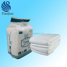 pe film adult diaper in high quality,adult baby like diapers for old woman