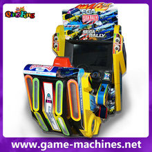 electronics store coin pusher game simulator seat racing