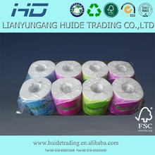 Newly developed new style tissue paper,toilet paper wholesale