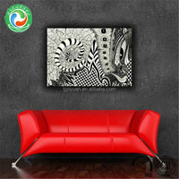 Economic new arrival scenery canvas art wall painting