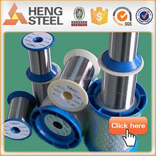 Bright annealed wire for air bag of cars