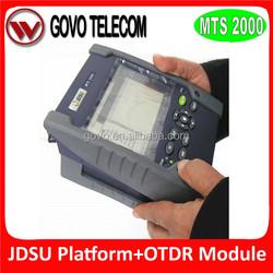 JDSU OTDR MTS-2000 OTDR Handheld Modular Test Set(33/31dB;E4126LA)Touch Screen)