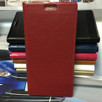 flip leather cover for samsung galaxy s6