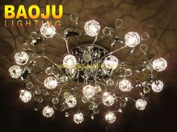 Dubai Gold Jewelry Droplet Pendant Chandelier