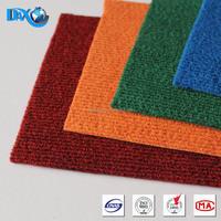 DBJX Non woven machine made stripe polyester rug carpet