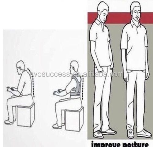 medical magic back and shoulders support belt