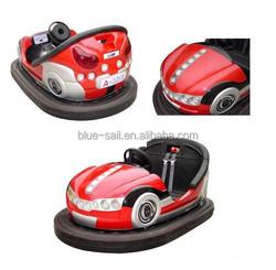 2015 Amusement Park Bumper Car new design Children electric bumper car