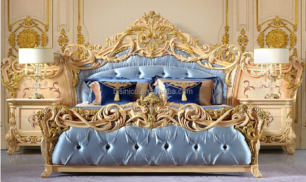 Baroque Bed Furniture Trend Home Design And Decor