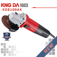 KD8100AX 600W 115mm yancheng stone edge polishing machine weed grinder