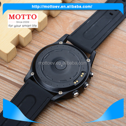 Low Price New Arrival Stopwatch Silicone Watch Strap