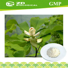 Sell loss weight effective Magnoliae Officinalis Bark Extract magnolol honokiol Powder