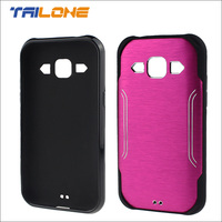 mobile phone metal case for samsung galaxy j1 case