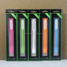 2015 Gift Portable Mini USB led light for Desk/Computer/Laptop/power bank,