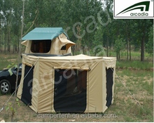 Factory price awning tent for car camping