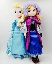 Muñecas congelados juguetes de peluche juguetes elsa anna