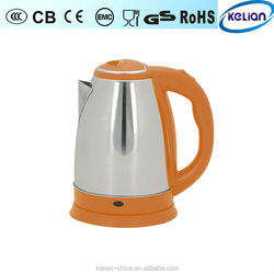Cool electric water kettle, tea kettle for family use