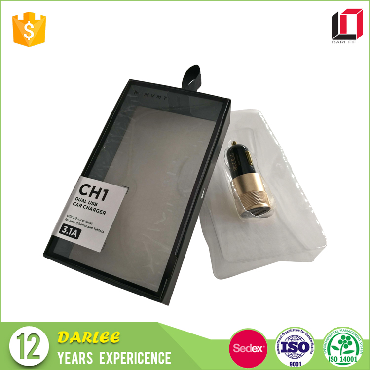 mobile phone charger packaging box