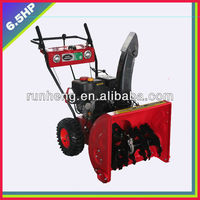 Industrial Snow Blower 6.5HP(CE,EPA,EURO-2 approved)