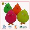 14cm TPR Australia hot LED lighting stretchy chicken Puffer toy