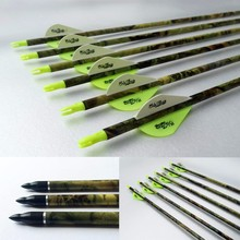 "Wholesale 31"" Camo Arrow for compound bow and arrow"