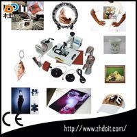 Lowest factory price digital heat transfer press machine high pressure t shirt heat press machine