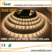 Transparent Diamond Ultra Bright Led Strip Lighting SMD 2835 120 Leds CE RoHS