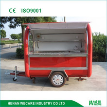 factory price. snack customized food van for sale