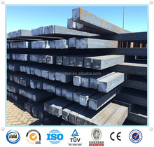 Hot Rolled Square Billet Bloom Steel Alloy Square Bar China manufacture